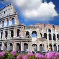 4 شب  اروپا ایتالیا رم