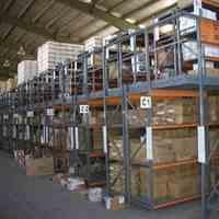 قفسه بندی فلزی: عرضه محصولات دژپاد در مشهد