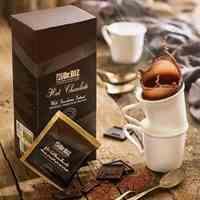 کافه هات چاکلت (شکلات داغ) با قارچ گانودرما