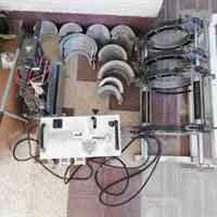 دستگاه جوش پلی اتیلن 250