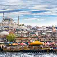 تور زمینی ارزان استانبول