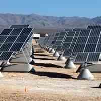 نیروگاه خورشیدی | برق خورشیدی  | پنل خورشیدی