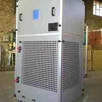 سارآفرین تولید کننده پکیج تبخیری زنت
