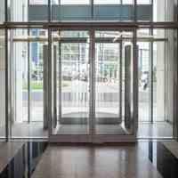 فروش و نصب درب اتوماتیک شیشه ای و کرکره برقی