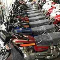 انواع موتورسیکلت اقساطی