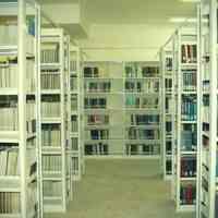 قفسه بندی کتابخانه و قفسه بندی بایگانی سینافرم