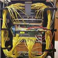 خدمات شبکه، دوربین مدار بسته، خدمات کامپیوتر 7*24