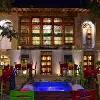اقامتگاه بومگردی عمارت هفت رنگ