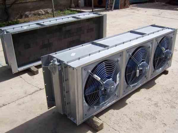 رادیاتورروغن تولید کننده رادیاتور روغن (شرکت آذرتبادل)