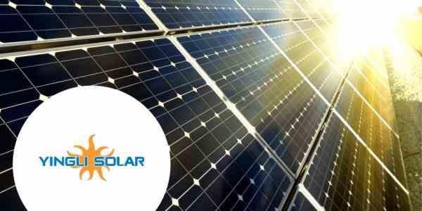 انواع پنلهای خورشیدی وپنل  Yingli یینگلی با کد تایید اصالت