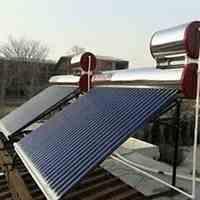 فروش و نصب انواع آبگرمکن های خورشیدی خانگی.صنعتی