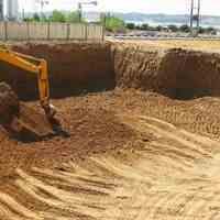 خاکبرداری – گودبرداری – زیرسازی – تخریب – خاکریزی – کار با لودر 950