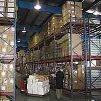 قفسه بندی اداری ، انبار و فروشگاهی و تجهیزات انبار