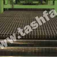 تولید و فروش انواع گریتینگ های فولادی