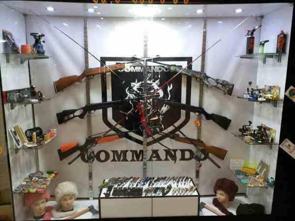فروش انواع تفنگ بادی کالیبر 5.5 در شهریار