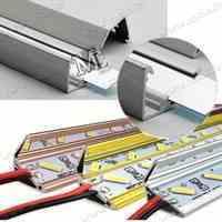 فروش فوق العاده آلومینیوم زاویه دار آینه ای چینی