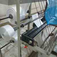 تولید و فروش نایلکس فروشگاهی و دسته رکابی با چاپ یک رنگ