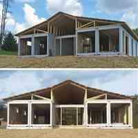 طراحی و ساخت سازه پیش ساخته مدولار