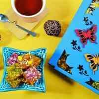پخش عمده مسقطی لاری و سوغات شیراز