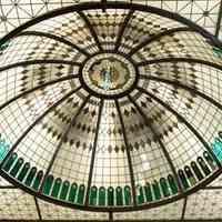 ایراچی اولین و بزرگترین مجری گنبد شیشه ای استین گلاس