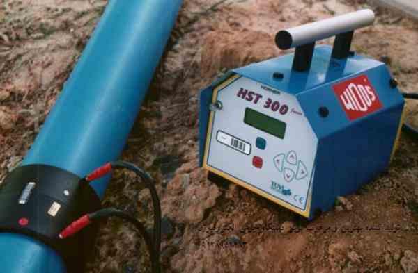 دستگاه جوش الکتروفیوژن از سایز ۲۵ تا ۴۰۰