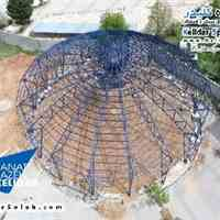 طراحی ساخت نصب انواع سوله مدرن سبک ارزان و مقاوم در سراسر ایران با تاییدیه نظام مهندسی