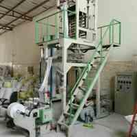 ساخت و فروش دستگاه های تولید نایلون و نایلکس