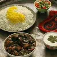 انواع غذای ایرانی در ارومیه