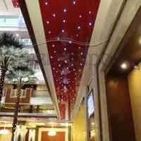 نورپردازی در سقف کاذب کششی