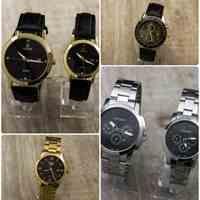 فروش عمده ساعت مچی و ست زوج به قیمت وارد کننده
