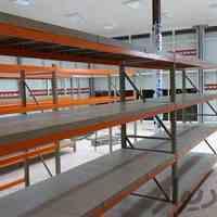 قفسه بندی انباری(راک)تولید کننده انواع قفسه سینافرم