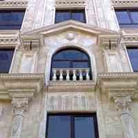 مجری نمای شیشه ای و درب و پنجره آلومینیوم و upvc