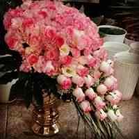 گل فروشی تلفنی با امکان ارسال به محل شما