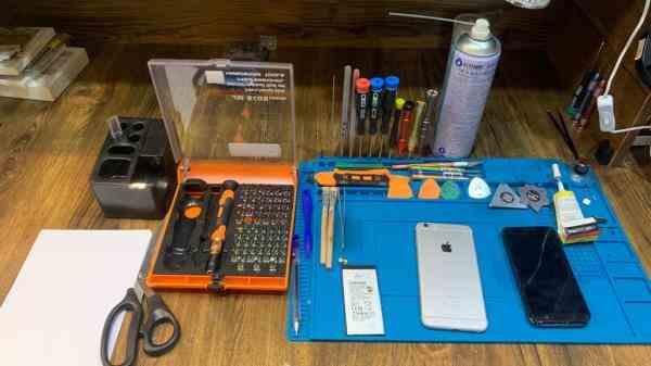 تعمیرات موبایل (با ضمانت و کیفیت)