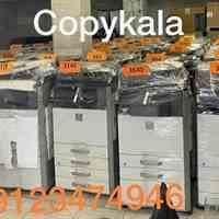 فروش انواع دستگاههای کپی زیراکس و شارپ و توشیباو...