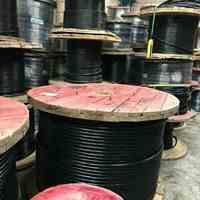 کابل برق ۵۰+۹۵×۳ زمینی آلومینیومی در تهران