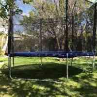 ترامپولین قطر ۳ متر ، ترامپولین قطر۲ متر،ترامپولین در ابعاد مختلف