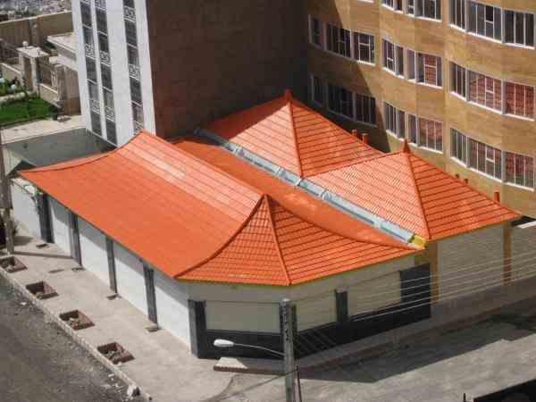 مجری وطراح پوشش سقف سوله وویلا خرید وفروش