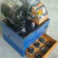 تولید دستگاه پرس لوله گلخانه سایز 2 اینچ