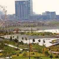 دریاچه چیتگر اپارتمان از 75 متر دارای سهم تجاری