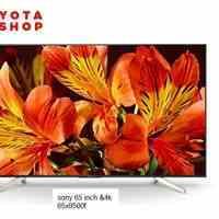 تلویزیون ۶۵ اینچ ۴k سونی مدل ۶۵X8500F