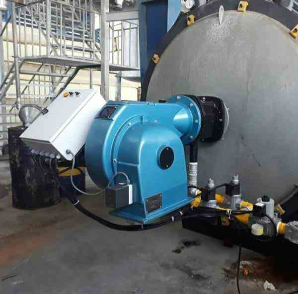 ساخت و تولید دیگ روغن داغ(پارس بویلرالبرز)
