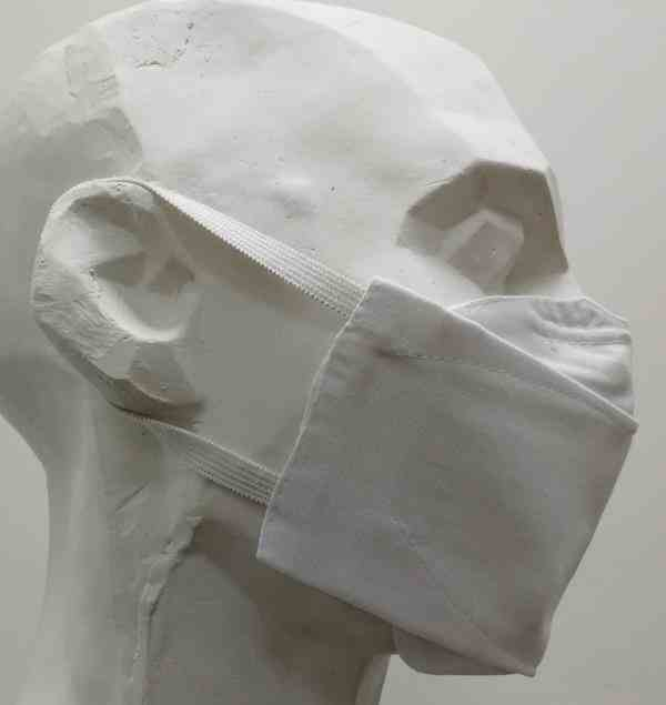 ماسک سه لایه سه بعدی