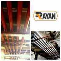 تامین و پخش اقلام تاسیسات ساختمان