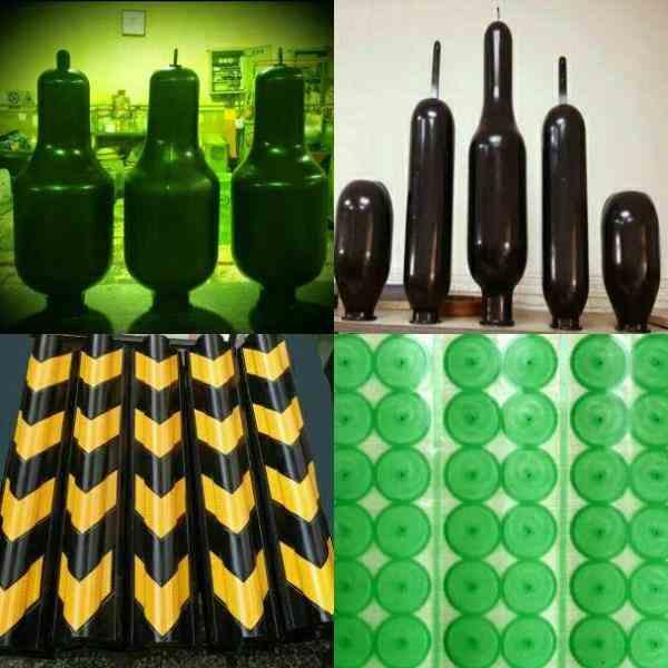 تولید قطعات لاستیکی و سیلیکونی