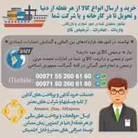 گروه پادرینو ، در کشور امارات متحده عربی ، امور گمرکی و ترخیص کالا