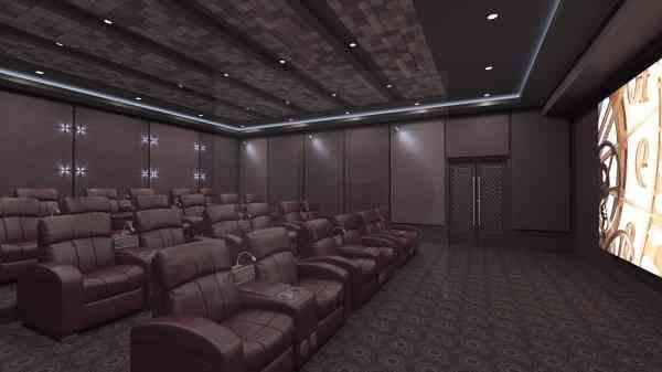 صندلی سینمای خصوصی رض کو