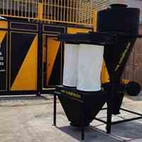 تولید و فروش سیکلون-شرکت کولاک فن09121865671