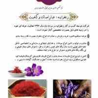 مرکز تخصصی زعفران قائنات و هدایای تبلیغاتی و سازمانی و ظروف بسته بندی