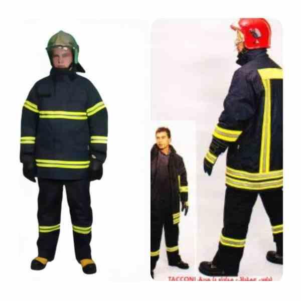 لباس آتش نشانی و تجهیزات آتش نشانی